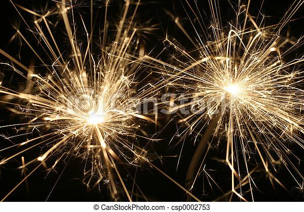Mini fireworks - csp0002753