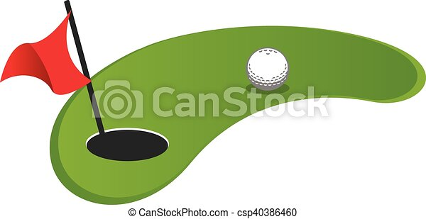 mini golf clip art vector search drawings and graphics images rh canstockphoto com mini golf clipart black and white minigolf clipart pictures