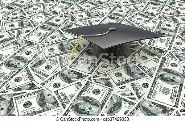 Origami Graduation Hat Tutorial - Paper Kawaii | 301x450