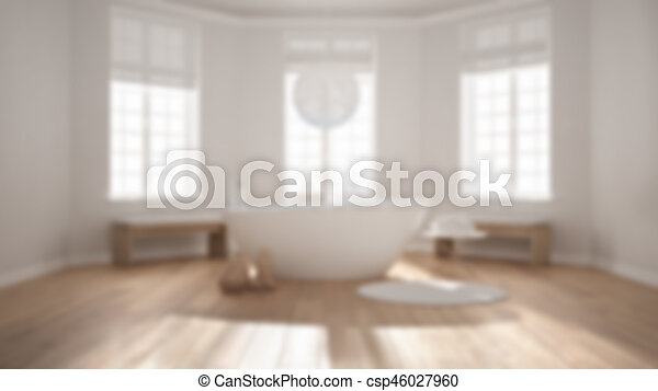 Minimalist, Badezimmer, Klassisch, Hotel, Zen, Skandinavisch, Badewanne,  Hintergrund,