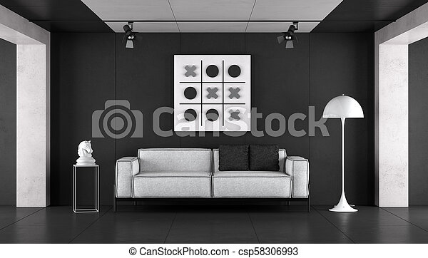 Remarkable Minimalist Black And White Living Room Unemploymentrelief Wooden Chair Designs For Living Room Unemploymentrelieforg