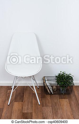 Minimalist, Dekor, Einfache , Gegenstände, Inneneinrichtung, Weißes    Csp40609400