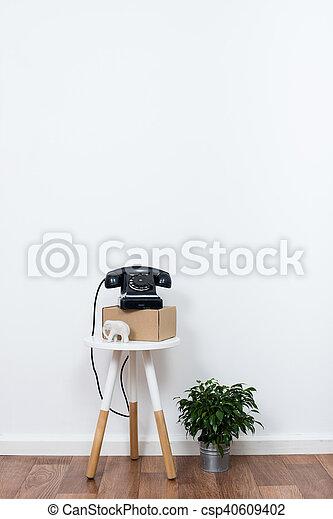 Minimalist, Dekor, Einfache , Gegenstände, Inneneinrichtung, Weißes    Csp40609402