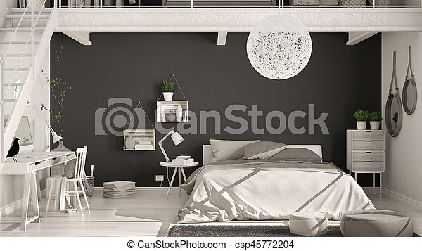Bureau noir avec rangement bureau chambre adulte homeo textiles