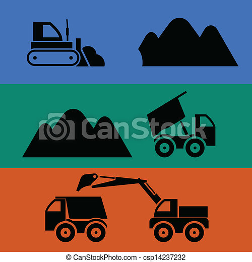 Mining and transportation of sand - csp14237232
