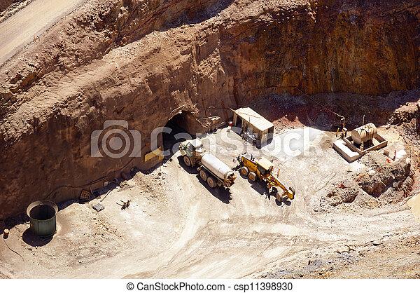Mining Australia - csp11398930