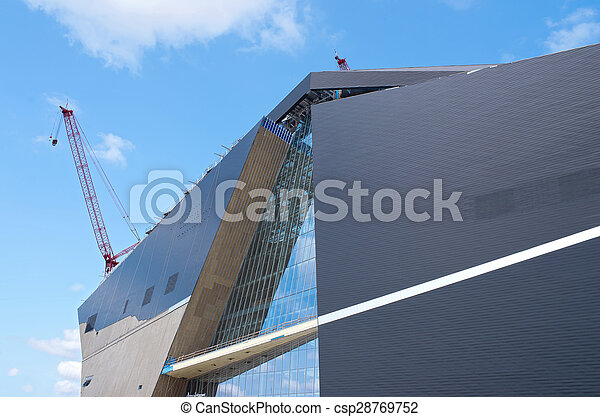 Minneapolis Football Stadium  - csp28769752