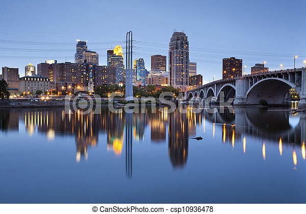 Minneapolis - csp10936478