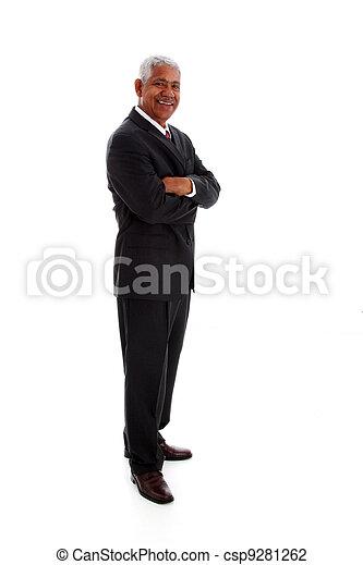 Minority Businessman - csp9281262