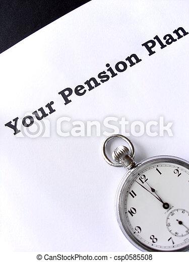 minute dernière, pension - csp0585508