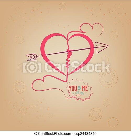 Herz ich liebe dich zum ausdrucken