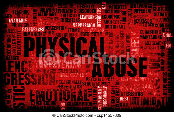 misbruiken, lichamelijk - csp14557809
