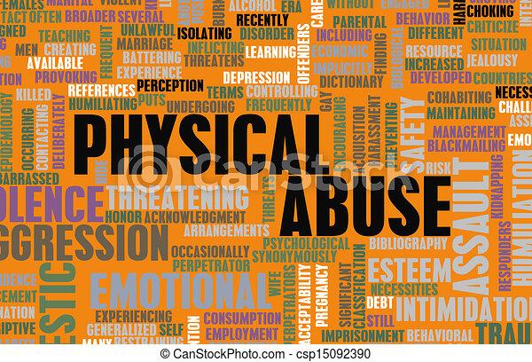 misbruiken, lichamelijk - csp15092390