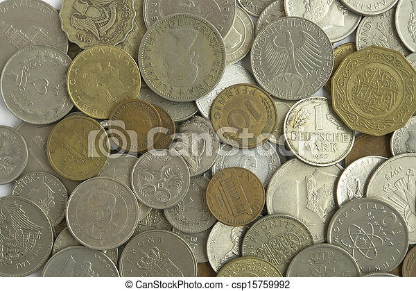 Miscellaneous Coins - csp15759992