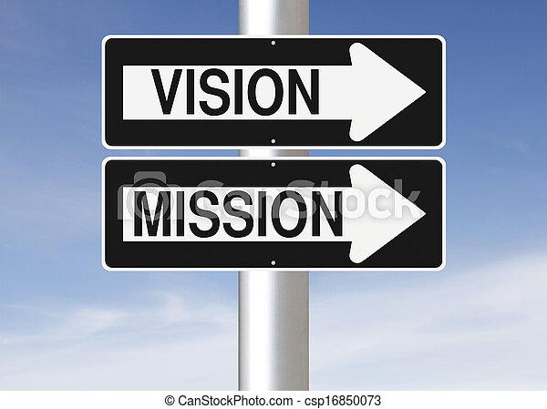 Visión y misión - csp16850073