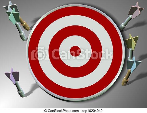 missed target - csp10204949