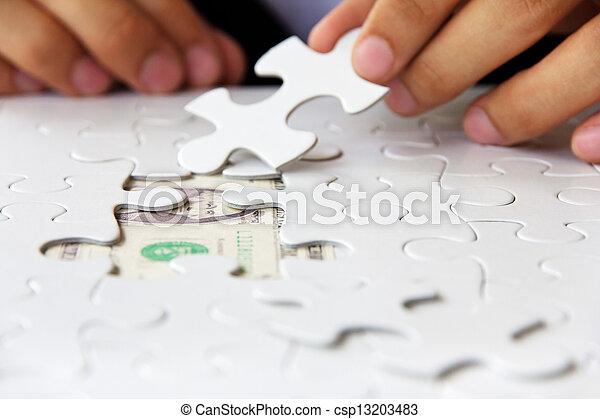 missing puzzle piece - csp13203483