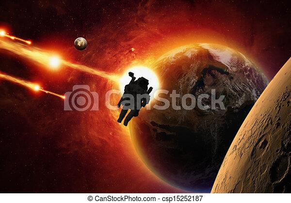 Mission to Mars - csp15252187