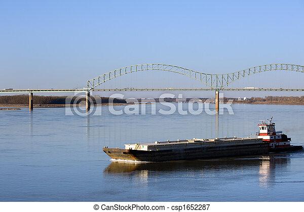 mississippi folyó - csp1652287