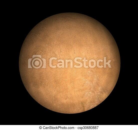 Un planeta misterioso - csp30680887