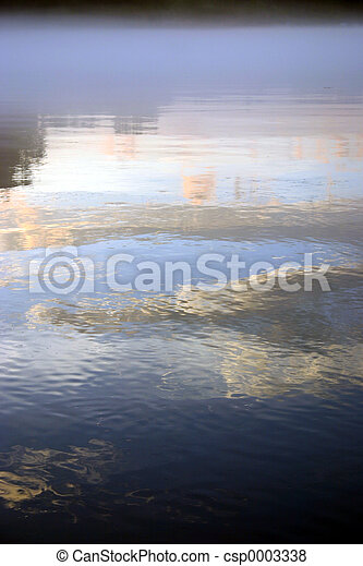 Misty reflections - csp0003338