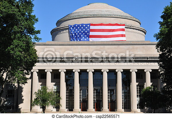 MIT in Cambridge, MA, USA - csp22565571