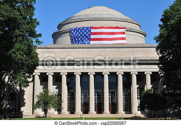 MIT in Cambridge, MA, USA - csp22565567