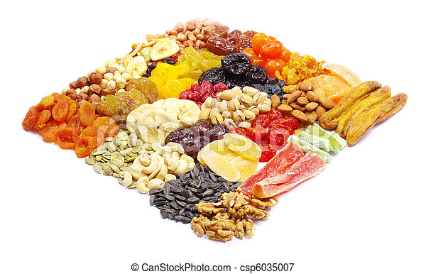 mix dried fruits  - csp6035007