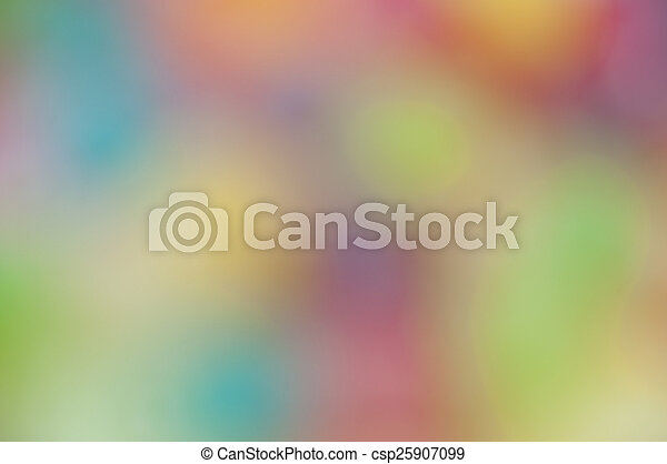 Mix jelly fruits on abstract background blur - csp25907099