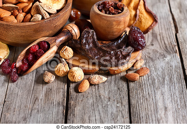 Mix of dried fruits - csp24172125