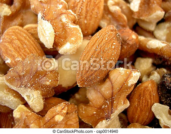 Mixed Nuts - csp0014940