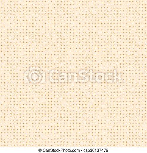 7649a813decc Seamless mixed orange polka dot pattern. vintage polka dot ...