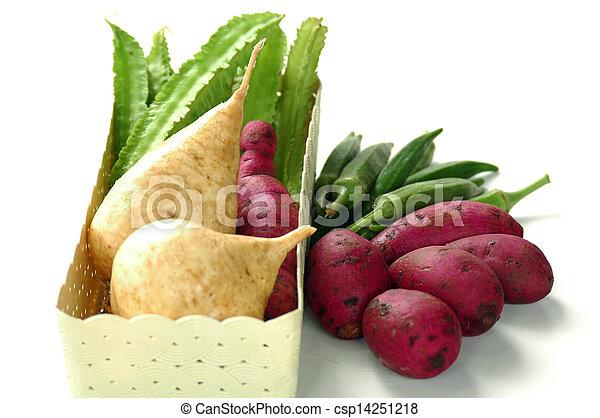 mixed vegetables - csp14251218