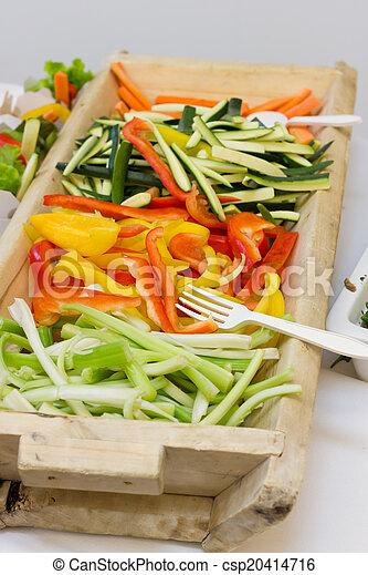 mixed Vegetables - csp20414716
