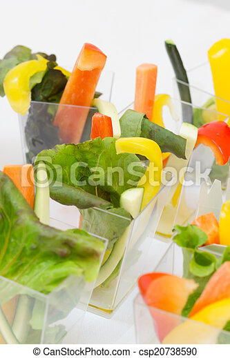 mixed Vegetables - csp20738590