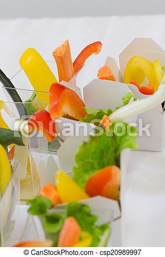 mixed Vegetables - csp20989997