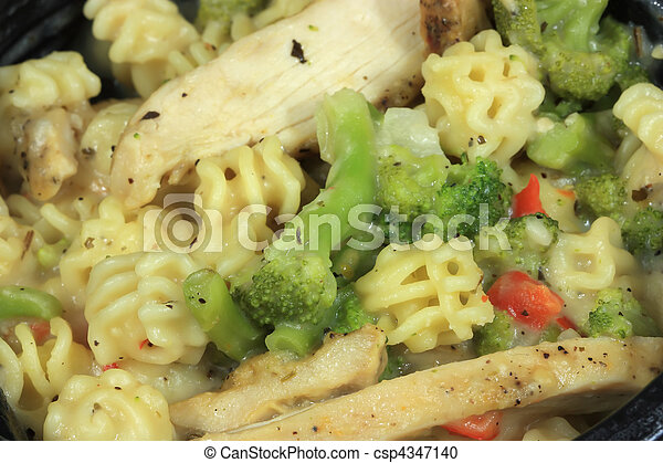 Mixed Vegetables - csp4347140