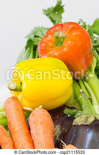 mixed Vegetables - csp21115533