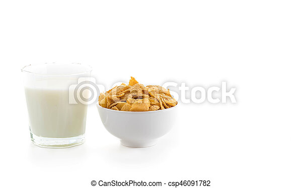 mleczny, zboże - csp46091782