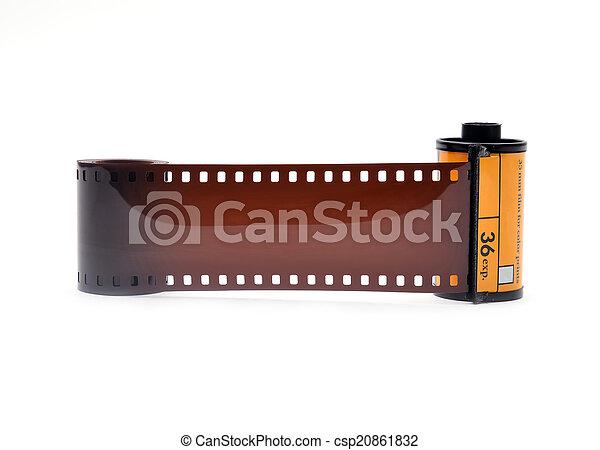 mm, 35, película, cartucho - csp20861832