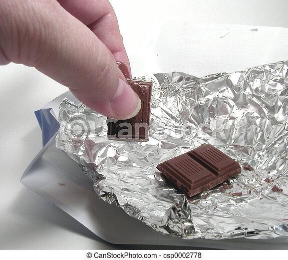 Mmmm, Chocolate! - csp0002778