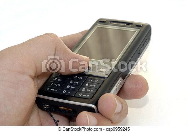 mobile, cellphone - csp0959245