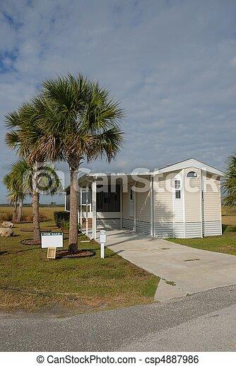 mobile home - csp4887986