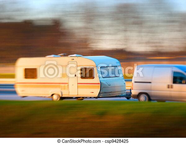 mobile home - csp9428425