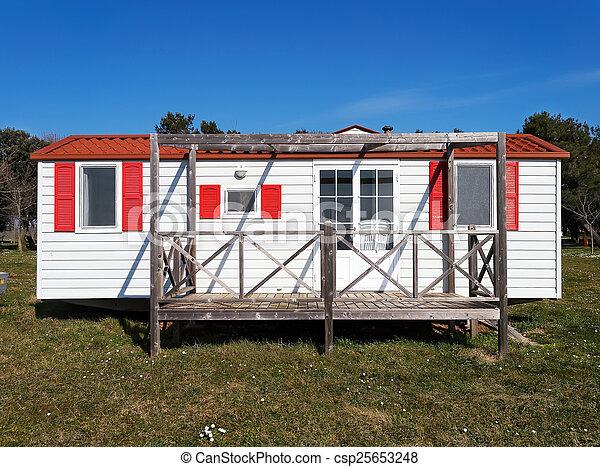 Mobile home - csp25653248
