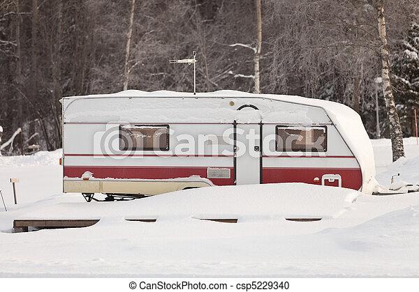Mobile Home - csp5229340