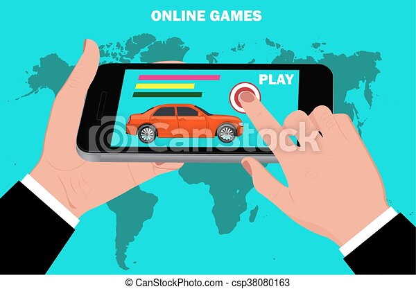 online games play in mobile