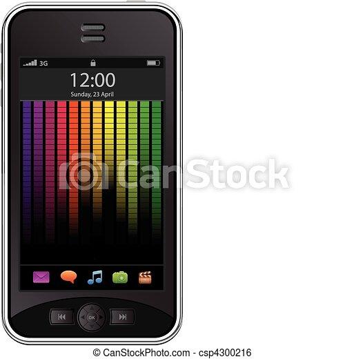 Mobile Phone | 01 - csp4300216