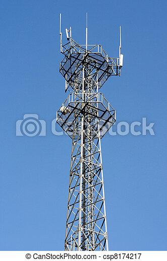 Mobile phone base station - csp8174217