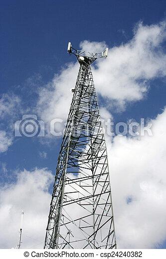 Mobile phone base station - csp24240382